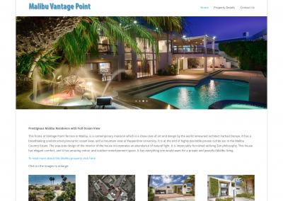 Malibu Realestate Listing