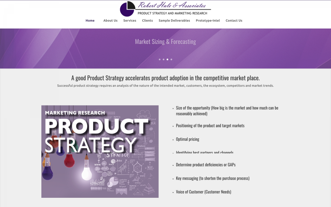 Product Consulting